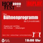 Hoffest im Stream – V2