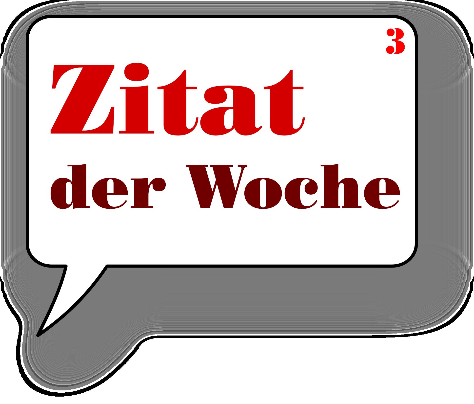 Das Lehrerzitat der Woche – KW 12/21